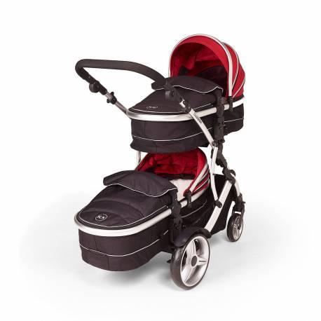 Duellette 21 Combi wózek dla bliźniaków